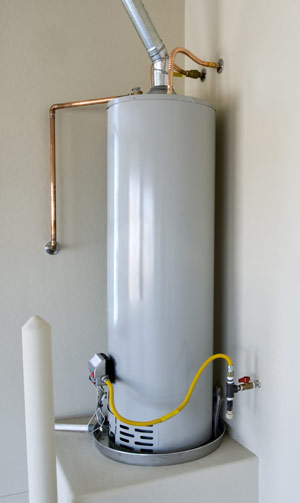 tankless gas water heater gas