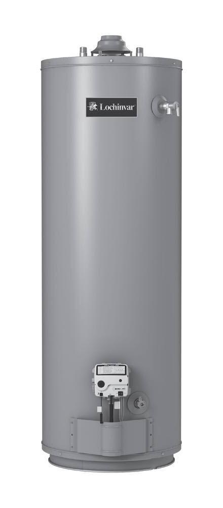 Lochinvar - Water Heater Installation - Same Day - Lowest Price